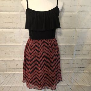 Sweet Storm Flirty Dress